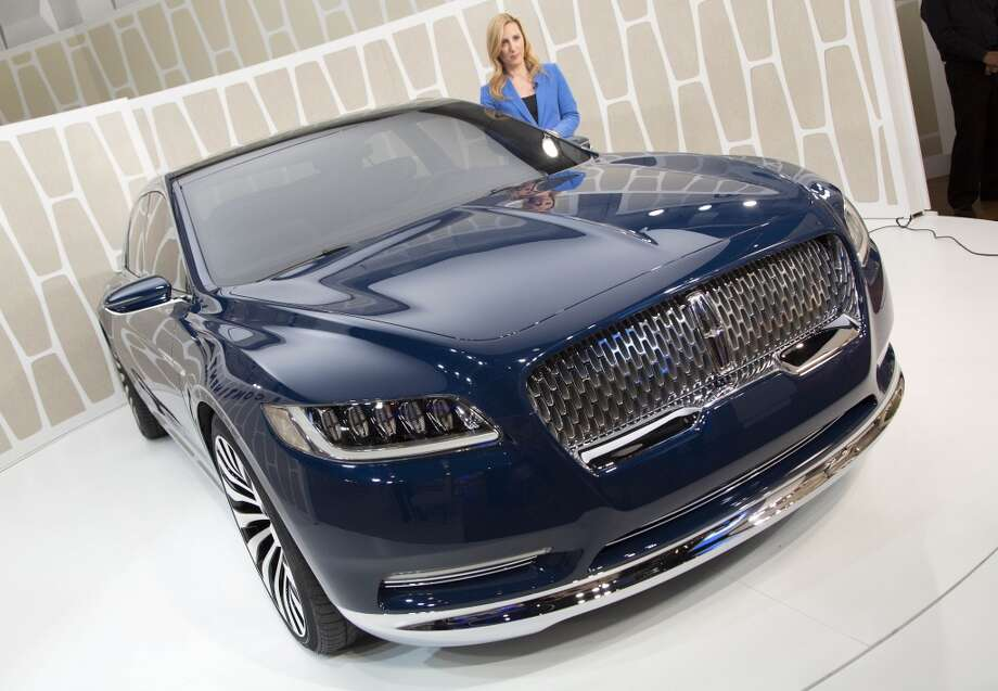 The New Lincoln Continental Concept Connecticut Post
