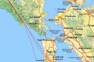 Magnitude 2.7 quake hits San Pablo - Photo