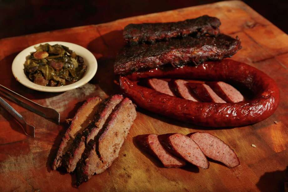 Jackson Street BBQFrom the folks behind Reef and Gatlin's Barbecue, this spanking new restaurant will serve up sausage, brisket, ribs, as well as burgers and barbecue shrimp, and a variety of home-style sides. 209 Jackson, 713-224-2400 Photo: Mayra Beltran, Staff / © 2015 Houston Chronicle