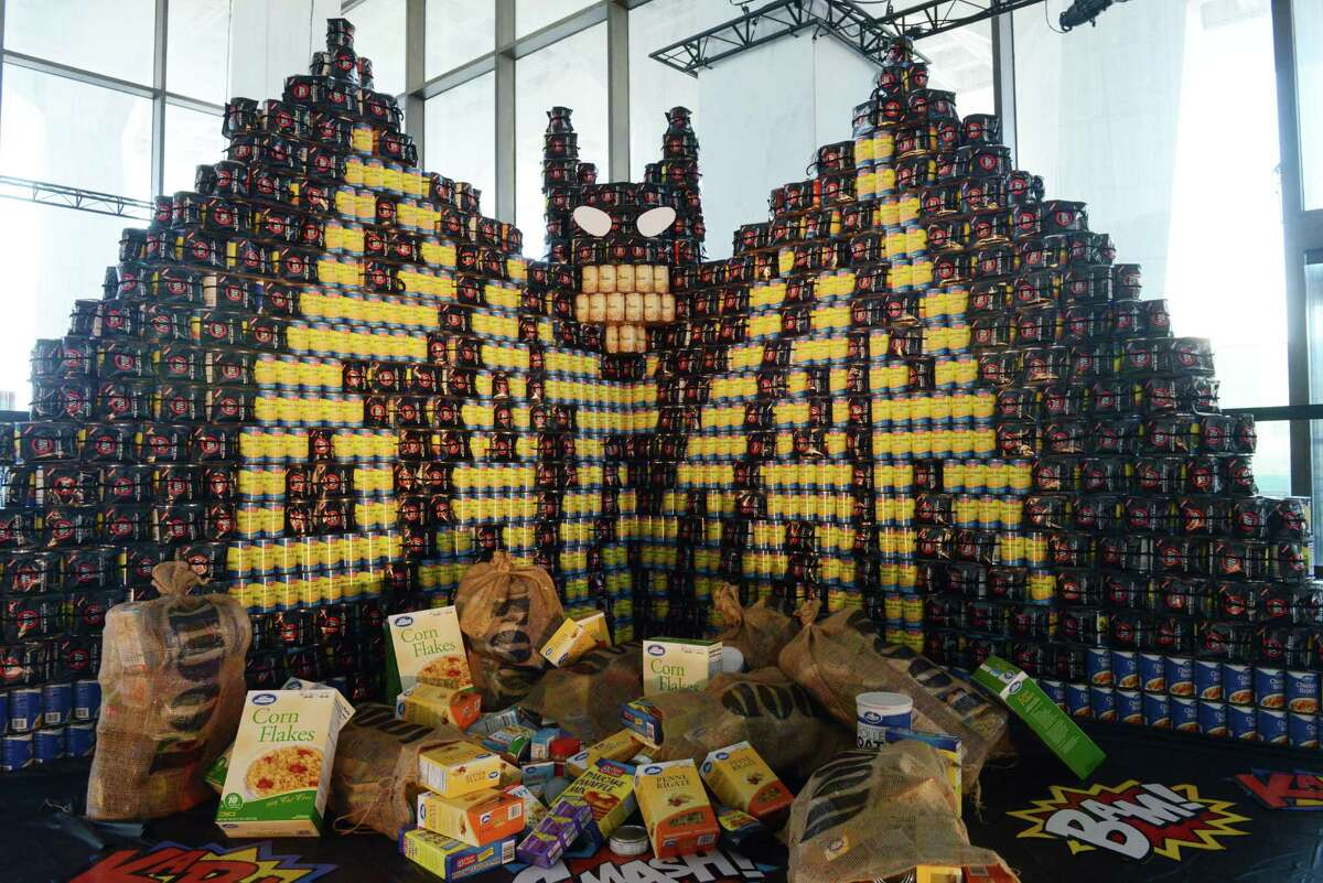Capital Region Canstruction 2017. 16 regional design teams and The Food Pantries for The Capital District come together as one team to raise food and funds by creating playful structures made entirely out of canned goods. You can provide support by dropping canned goods into the bins next to your favorite structures to help them win the coveted People's Choice Award. Each can you donate will be given to The Food Pantries for The Capital District along with those used in the structures. When: Now through Sunday, March 12, 9:30 AM to 5 PM.Where: 4th Floor Terrace Gallery, New York State Museum, 260 Madison Avenue, Albany.