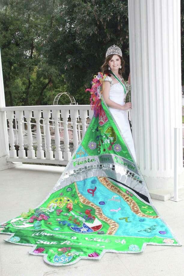 Fiesta Teen Queen, Ashley Littlefield Photo: Courtesy Photo