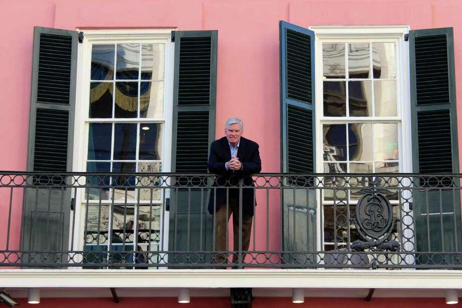 Ralph Brennan, owner/proprietor of Brennan's, New Orleans. Photo: Brennan's / Brennan's