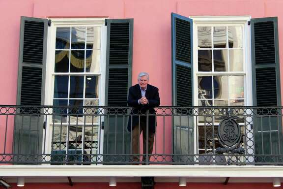Ralph Brennan, owner/proprietor of Brennan's, New Orleans.