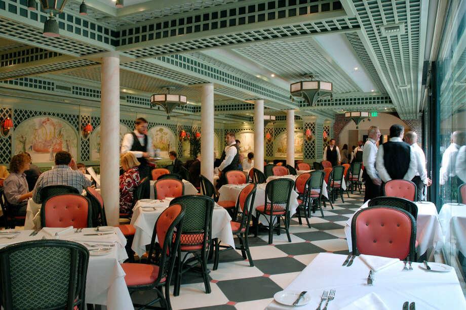 Chanteclair Room at recently revamped Brennan's restaurant in New Orleans. Photo: Brennan's / Brennan's