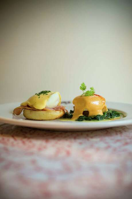 Eggs Benedict Photo: Brennan's / CHRIS GRANGER