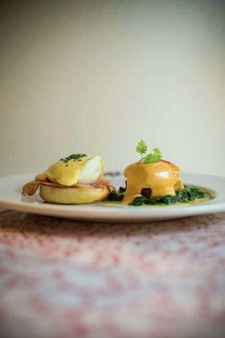 Eggs Benedict Photo: Brennan's / CHRIS GRANGER