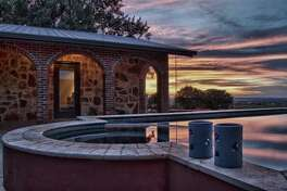 Go zen at the Tres Lunas Resort in Fredericksburg. The ranch offers yoga classes and specialty packages.