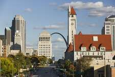 ST. LOUIS Median family income: $42K