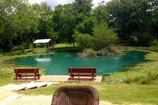 Geronimo Creek Retreat in Seguin
