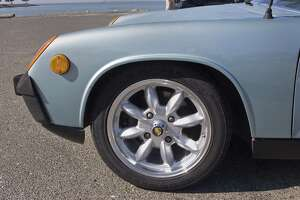 Porsche 914 makes a perfect drive - Photo