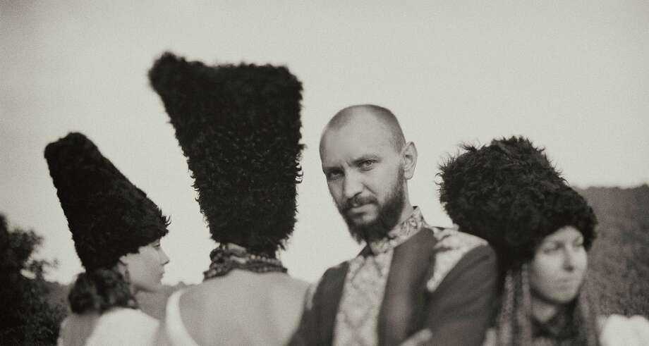 DakhaBrakha, which blends Ukrainian folk music with rock, pop and hip-hop, plays Thursday, April 16, at the SF Jazz Center. Photo: Shumilin Maksim / ONLINE_YES