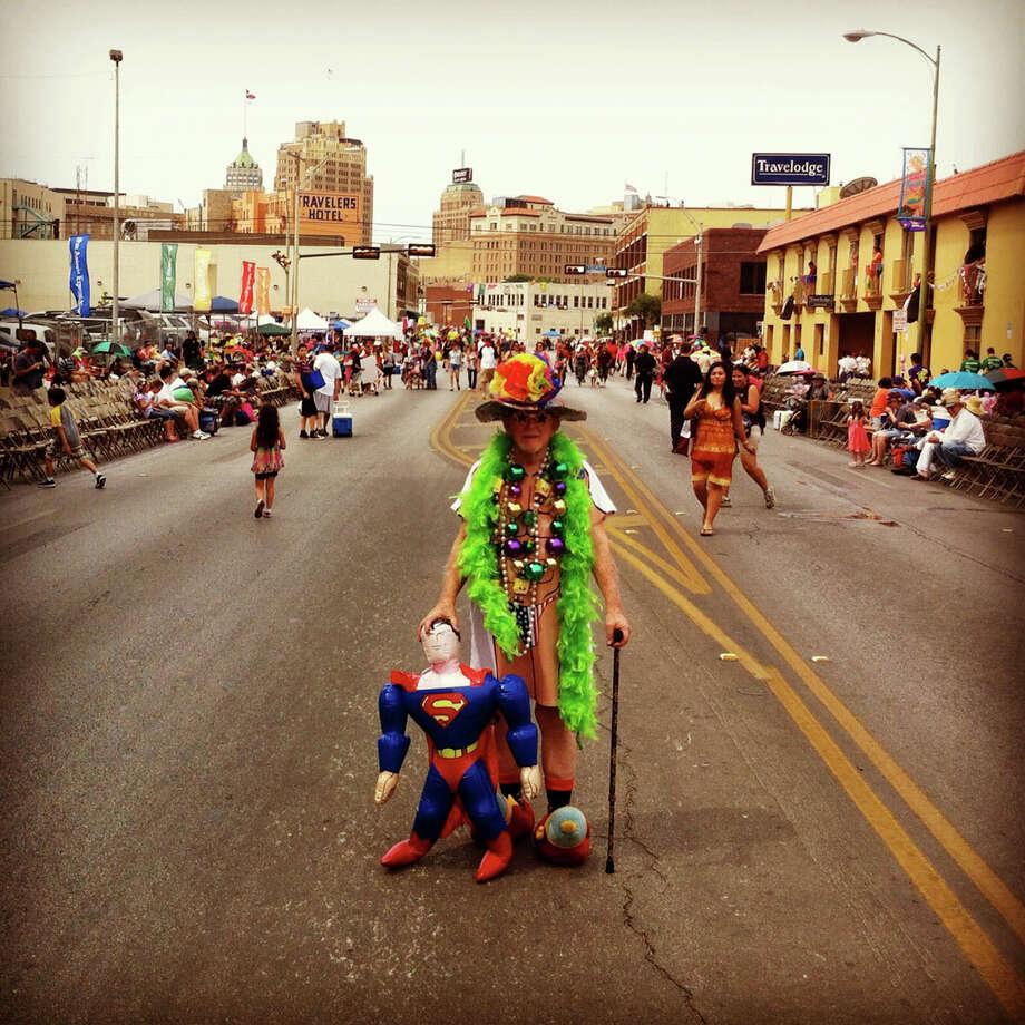 History Of The Fiesta Battle Of Flowers San Antonio