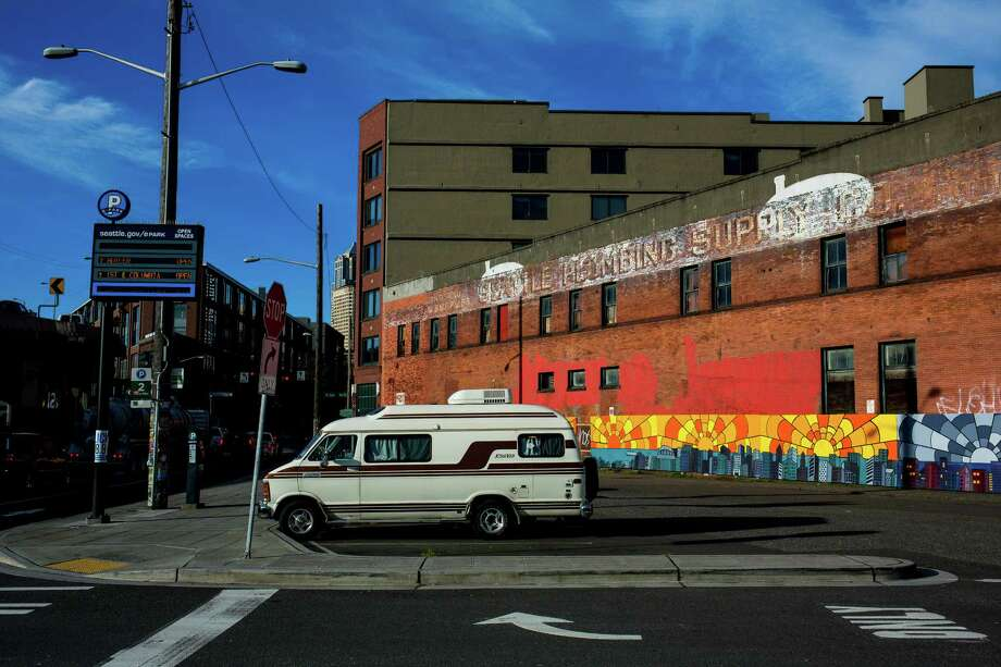 Ghost signs around the SoDo neighborhood, photographed Monday, March 16, 2015, in Seattle, Washington. Photo: JORDAN STEAD, SEATTLEPI.COM / SEATTLEPI.COM