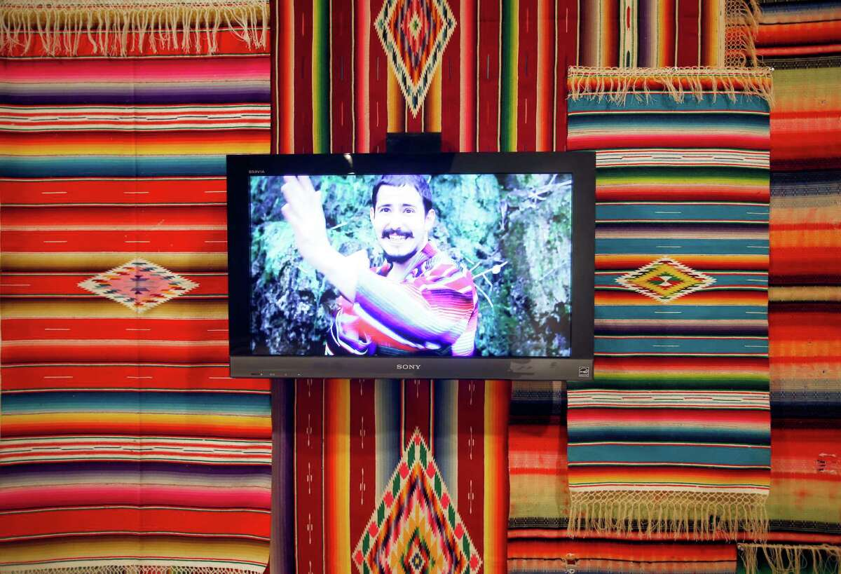 The Guadalupe Cultural Art Center's exhibition space hosted the 2015 CAM Perennial exhibition.