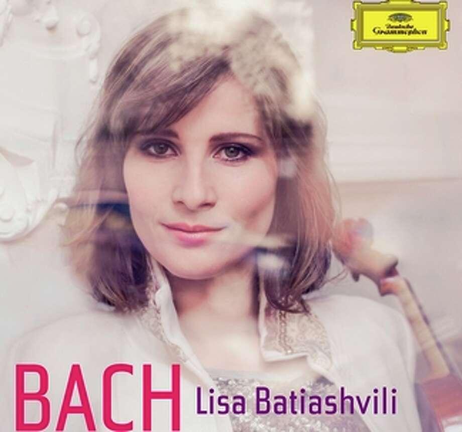 Lisa Batiashvili plays Bach Photo: Deutsche Grammophon / Deutsche Grammophon / ONLINE_YES