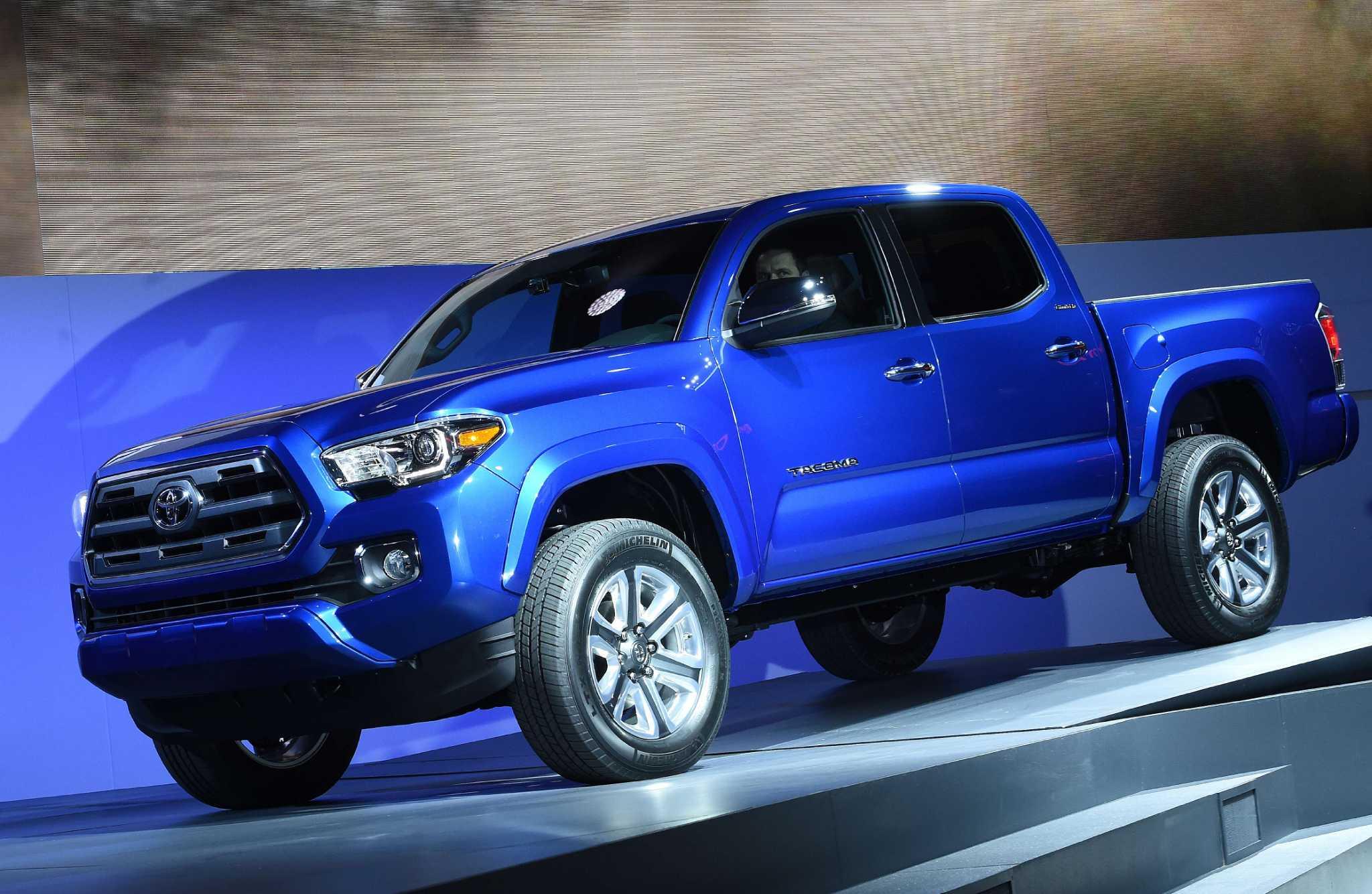 Cheap Gas Tacoma >> Toyota Tacoma Has Best Year Since 2010 San Antonio Express