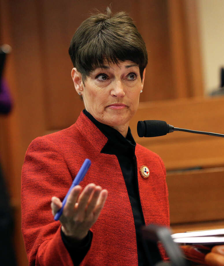 Senator Donna Campbell called passage of the annexation bill a huge victory. Photo: Tom Reel