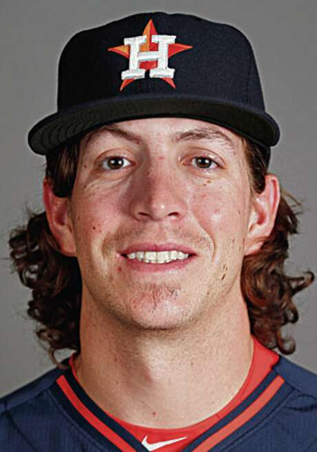 Houston Astros center fielder Colby Rasmus photographed during Houston Astros spring training at the Osceola County facility, Thursday, Feb. 26, 2015, in Kissimmee. ( Karen Warren / Houston Chronicle  ) Photo: Karen Warren, Staff / © 2015 Houston Chronicle