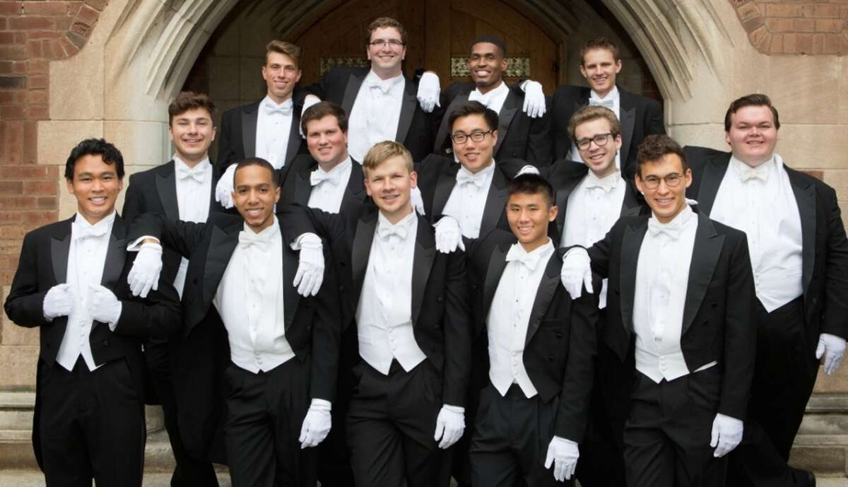 The Yale Whiffenpoofs are coming to the historic Palace Danbury Theatre on Friday. Every year, 14 senior Yale men are selected to be in the Whiffenpoofs, the world's oldest and best-known collegiate a cappella group. Find out more.
