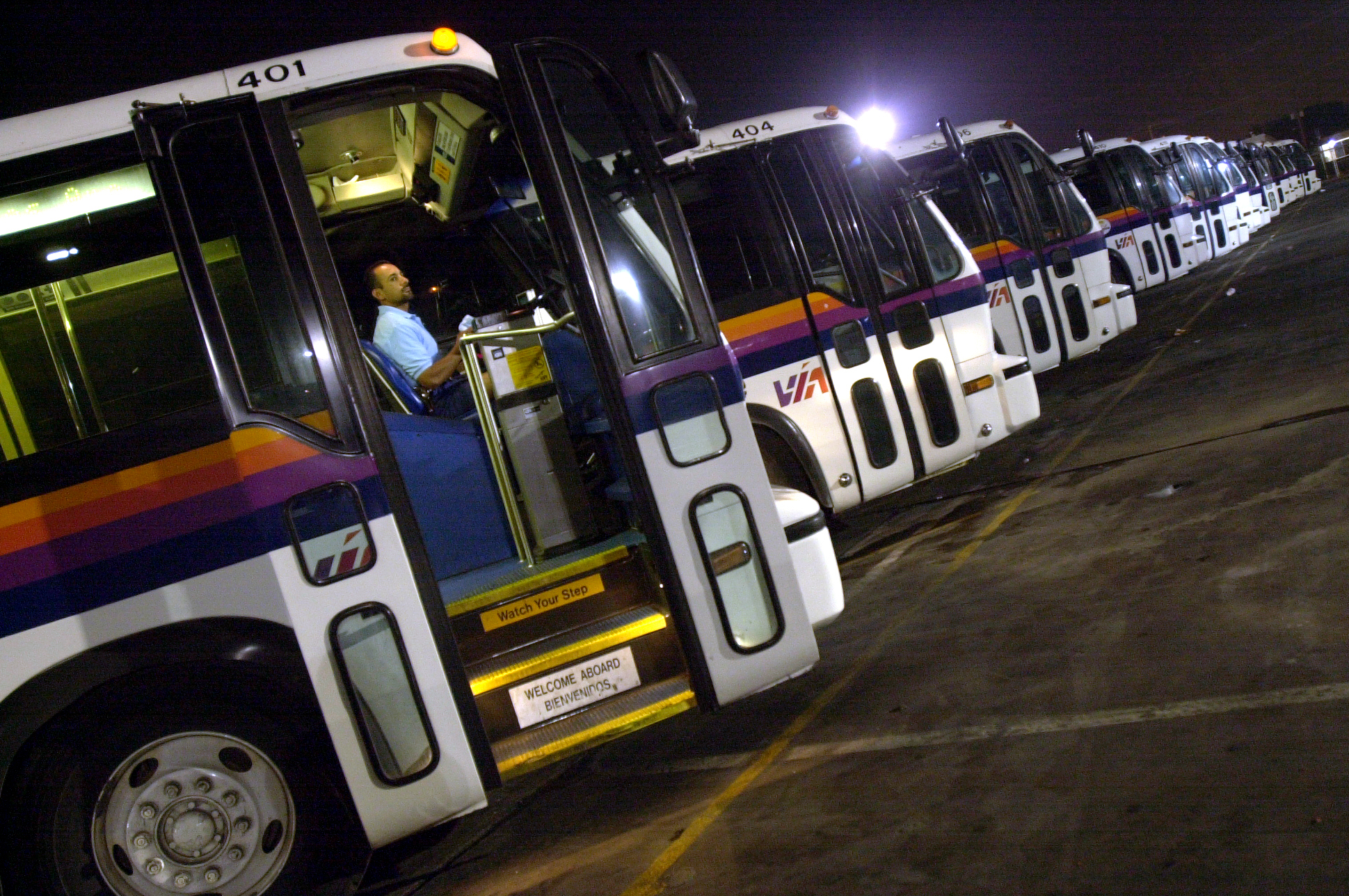 Via Offers Rides To Events San Antonio Express News