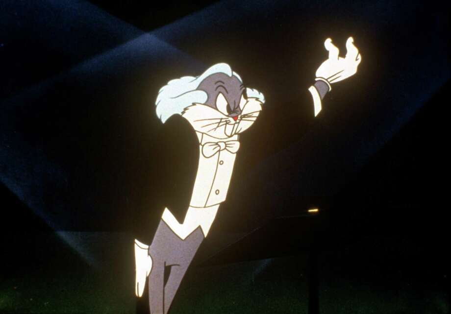 """""""Long-Haired Hare"""" will be screened as part of """"Bugs Bunny at the Symphony II"""" program. Photo: Courtesy Photo"""