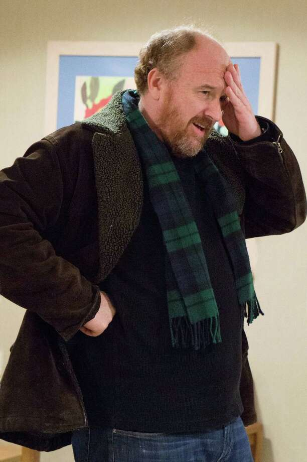 """Best Comedy Series nominee:""""Louie"""" / Copyright 2015, FX Networks. All rights reserved."""