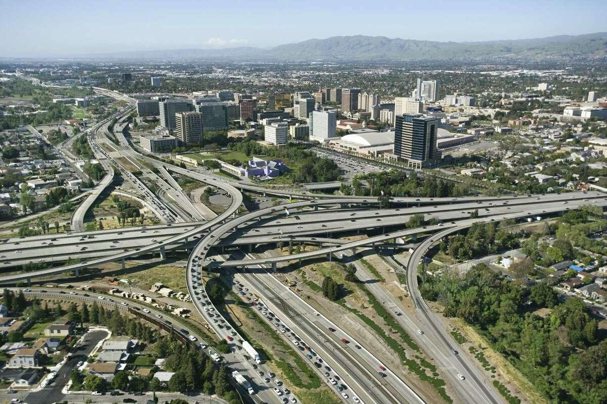 No. 3 San Jose, California Multi-millionaires in 2004:930Multi-millionaires in 2014:1,480Percent growth:59 percent