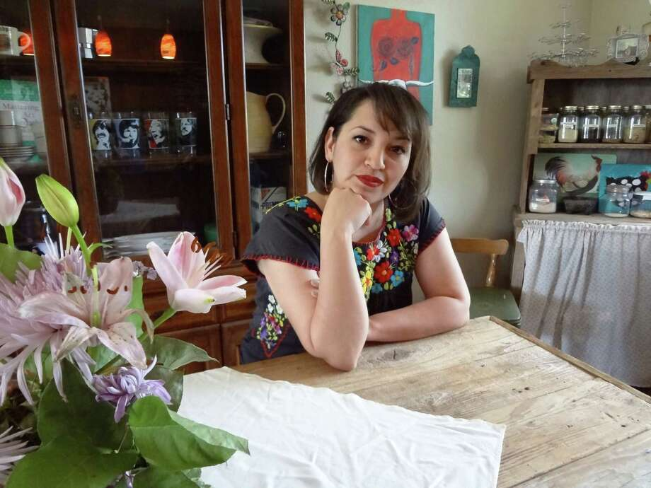 Laurie Ann Guerrero has been named the 2016 Texas Poet Laurate. Photo: /Courtesy Photo