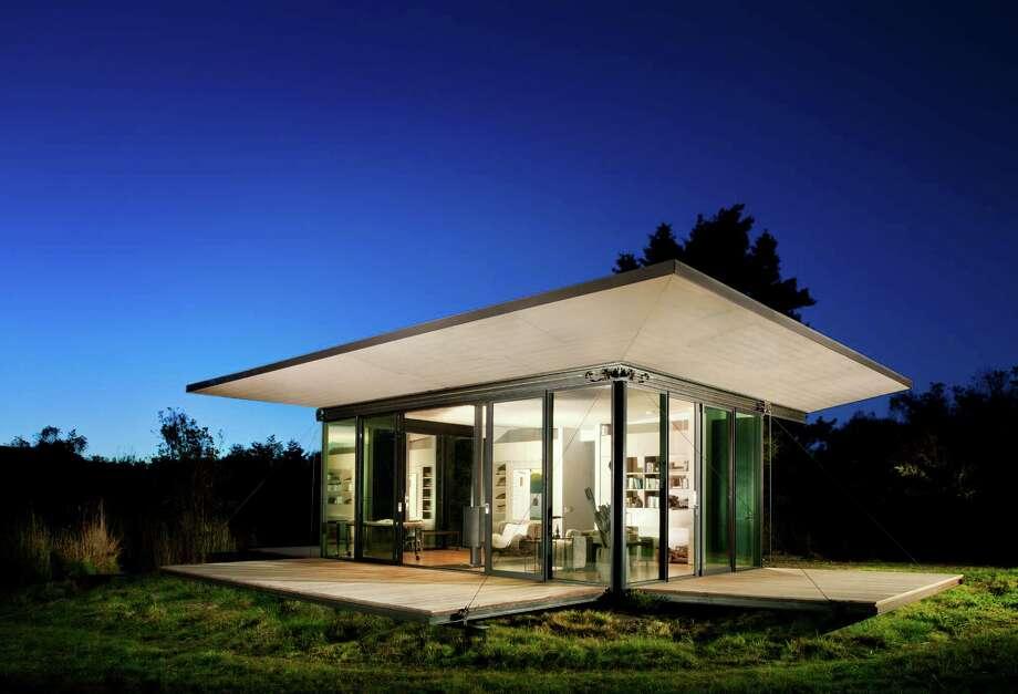 Architects: Kirsten Murray, Tom Kundig Photo: Tim Bies, Olson Kundig / c. 2010 Olson Kundig Arhcitects