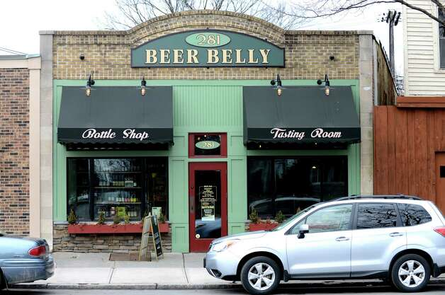 Exterior of Beer Belly Friday, March 27, 2015, on New Scotland Ave. in Albany, N.Y. (Will Waldron/Times Union) Photo: WW / 00031170A