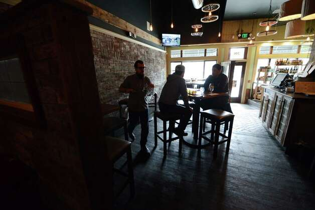 Interior of Beer Belly Friday, March 27, 2015, on New Scotland Ave. in Albany, N.Y. (Will Waldron/Times Union) Photo: WW / 00031170A