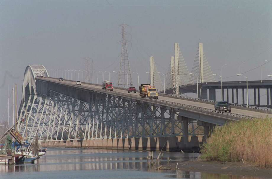 More than 1,000 bridges in Texas are considered structurally deficient and in need of upgrades including the the Rainbow Bridge that arcs on Texas 87 and spans the Neches River joining Bridge City and Orange with Port Arthur.  The two-lane, vintage Rainbow Bridge was completed in 1938.Take a look at the 10 busiest structurally deficient bridges in the state.SOURCE: ARTBA Photo: E. Joseph Deering, Houston Chronicle / Houston Chronicle