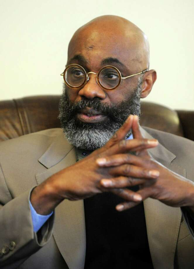 Howard Gardner, a member of the Bridgeport Board of Education, is running for mayor. Photo: Cathy Zuraw / Connecticut Post