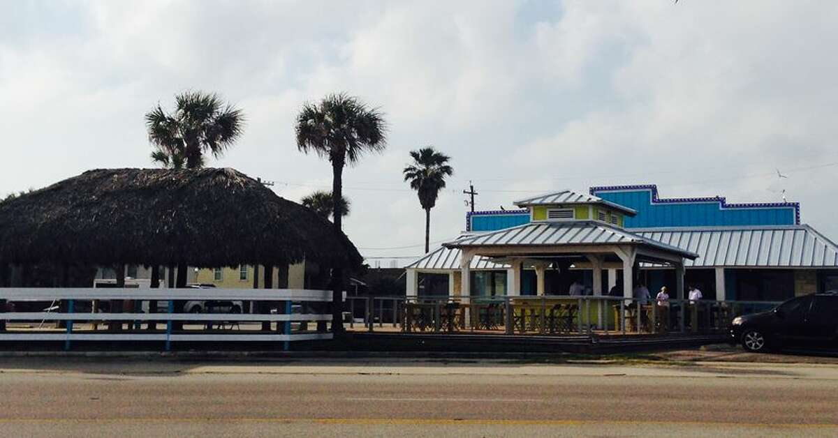 Ocean Grille & Beach Bar in Galveston.
