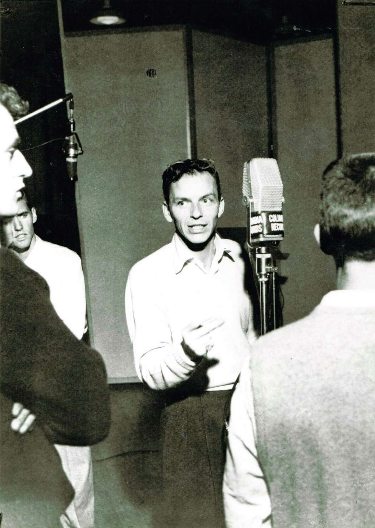 A two-part HBO documentary follows the highs and lows of Frank Sinatra's career and personal life.