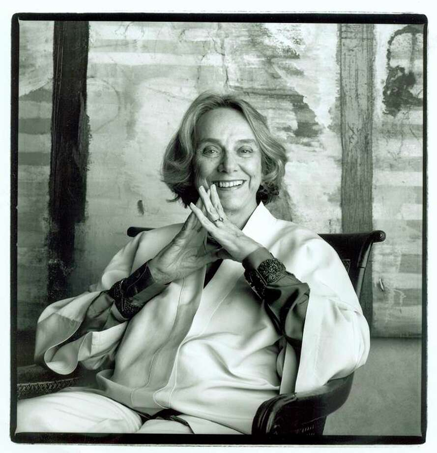 Paule Anglim, shown in an undated photo, died Thursday morning in San Francisco. She opened her gallery in the 1970s. Photo: Courtesy Gallery Paule Anglim / Same / ONLINE_YES