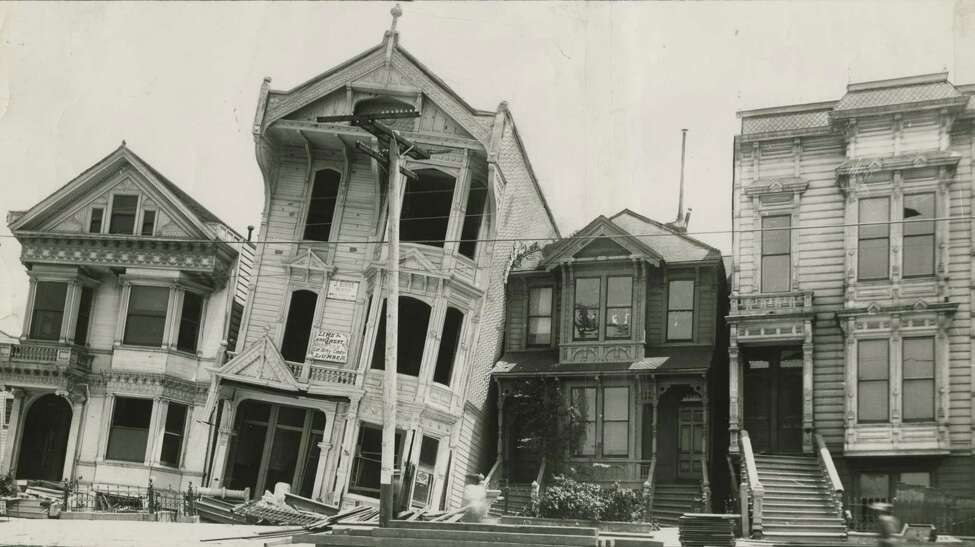 On April 18, 1906: An earthquake lasting less than a minute hit San Francisco destroying nearly 500 city blocks.The earthquake also caused fires that burned for three days. About 3,000 people died during and after the quake.