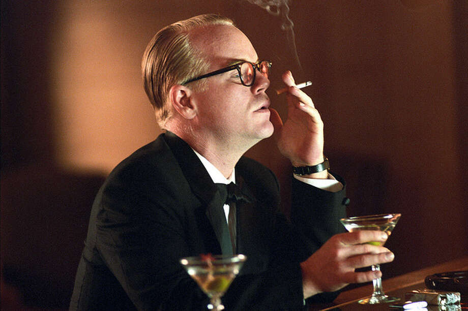 Philip Seymour Hoffman: erudite. Soft. Fuzzy. He was a thinking man's hunk and I loved him. RIP, PSH. RIP.