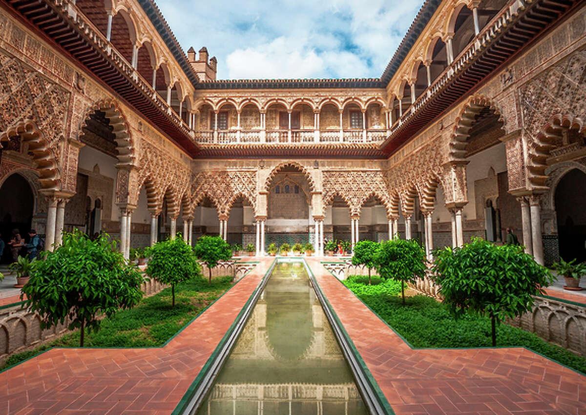 Seville, Spain Attractions: Plaza de Espana, Giralda, Alcazar de SevillaDec. 22 - Jan. 2Flights starting at $2,078NYC (JFK, LGA, EWR) - SVQ