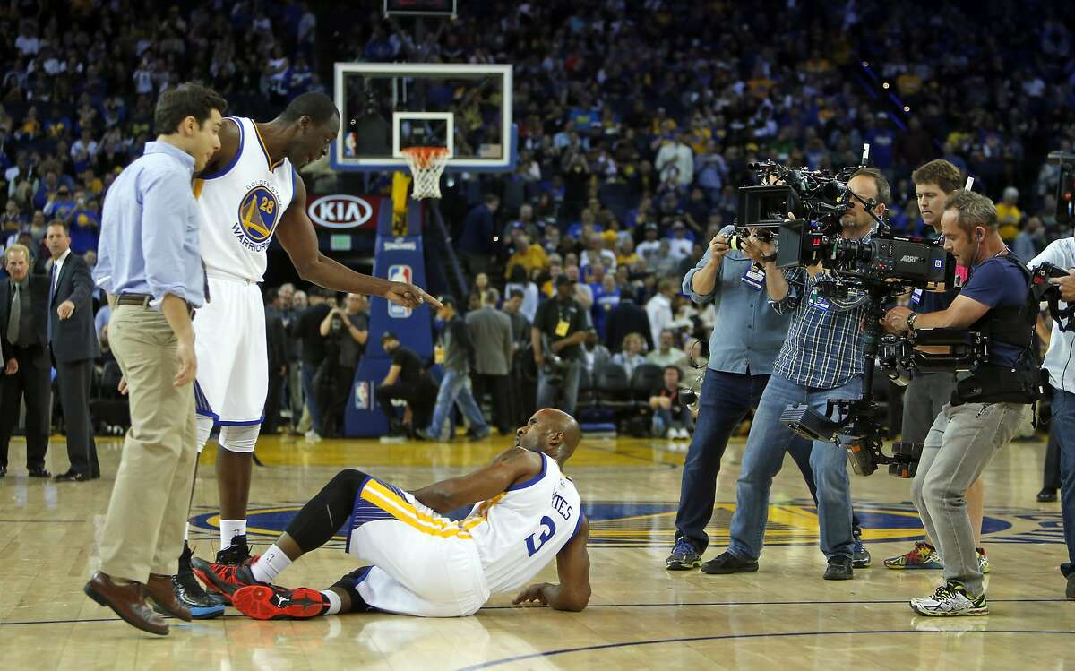Unnamed ABC/NBA television pilot Last season, a TV crew took over a Warriors home game to shoot scenes for its as-yet unnamed pilot. The project is about