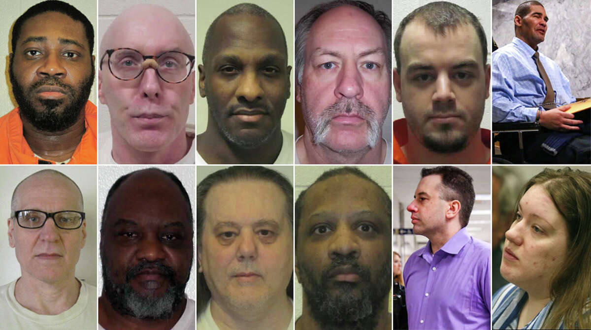 There are currently nine men facing execution in Washington. Click through for a look at them, the three people King County prosecutors are trying to send to death row and the five killers executed in Washington since the death penalty was reinstated in the 1980s.