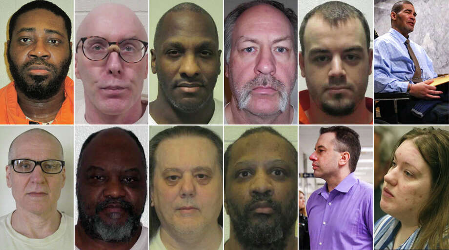 There are currently nine men facing execution in Washington. Click through for a look at them, the three people King County prosecutors are trying to send to death row and the five killers executed in Washington since the death penalty was reinstated in the 1980s. Photo: Department Of Corrections And Seattlepi.com Photos