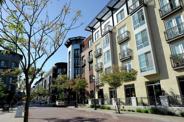 The Uptown Apartments in the Uptown area near downtown Oakland, CA, on Monday, April 2, 2015.