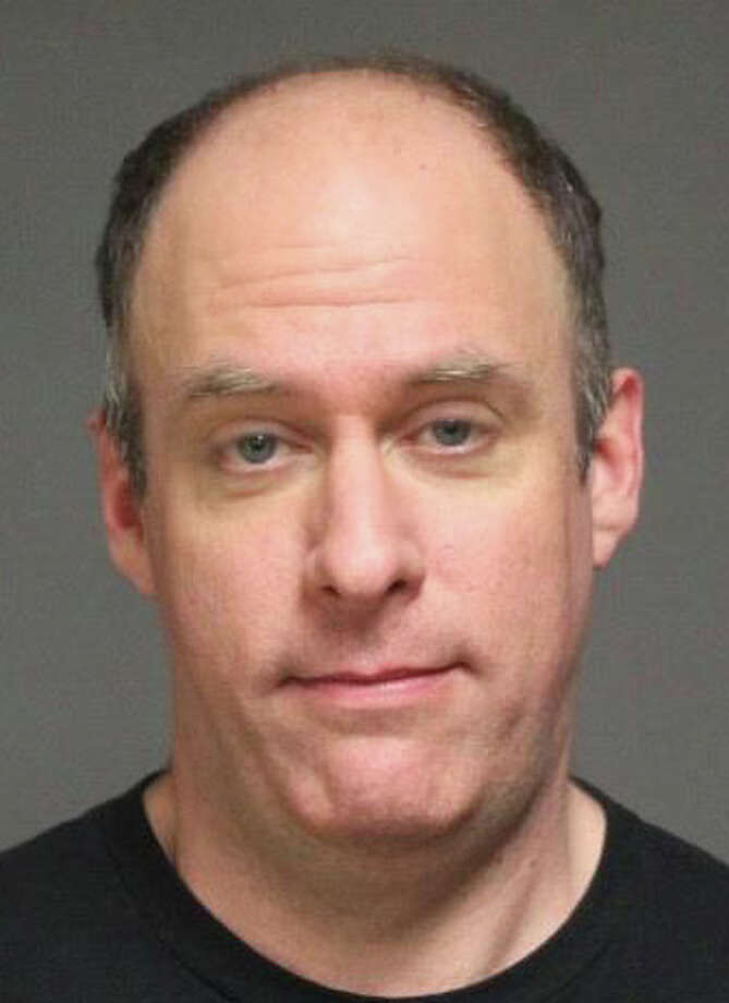 Erik Sporre, 45, of Bridgeport, was arrested on a warrant Thursday. Photo: Contributed Photo /  Fairfield Citizen contributed