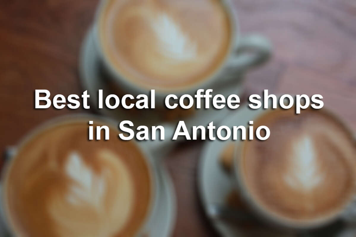 Here are some of our critic's picks for the best coffee shops in the Alamo City to get your caffeine fix.