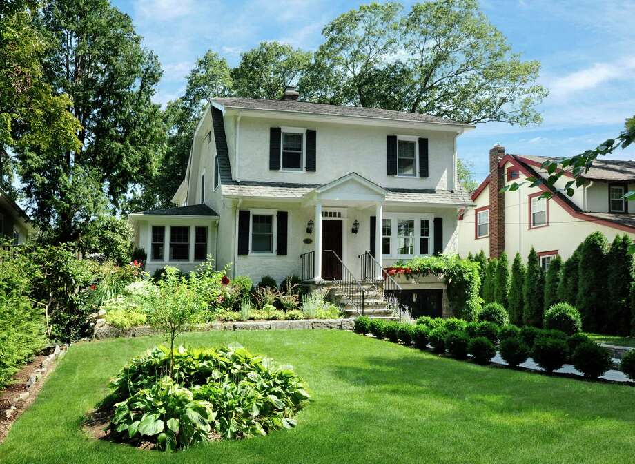 The home at 7 Osee Place went on the market earlier this spring, and received multiplew offers. The property is currently under contract, after originally listing for $1.5 million with Marje Vance Allocco of Sotheby's. Photo: Contributed Photo / Greenwich Time Contributed