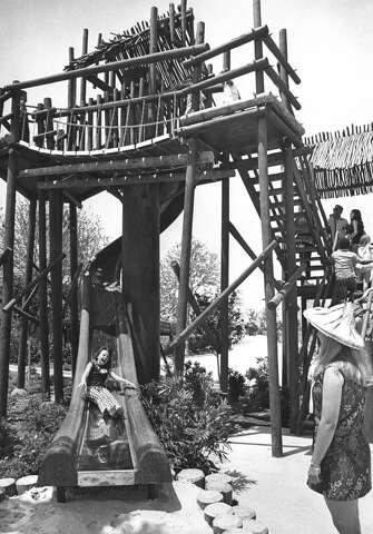 Houston's short-lived theme park: Busch Gardens - Houston