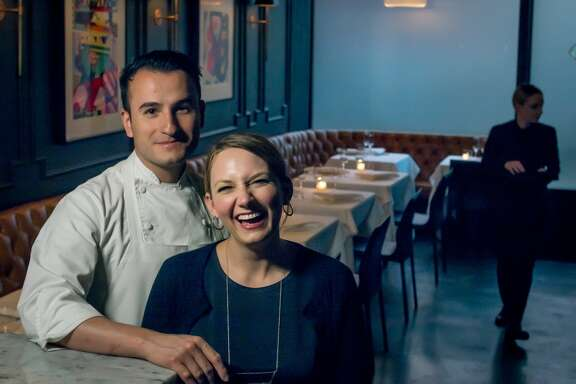 Californios: A modern Mexican tasting menu, from the husband-and-wife ownership pair of Carolyn Cantu and chef Val M. Cantu. (Earned THREE STARS from Chronicle critic Michael Bauer)