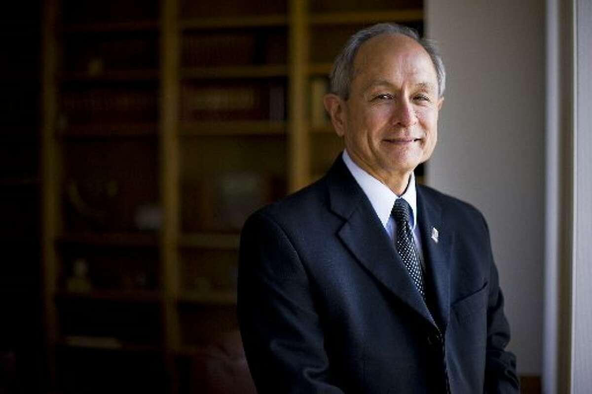 Les Wong, president of San Francisco State University.