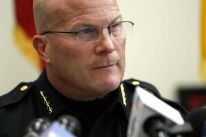 S.F. settles suit against Police Chief Greg Suhr for $725,000 - Photo